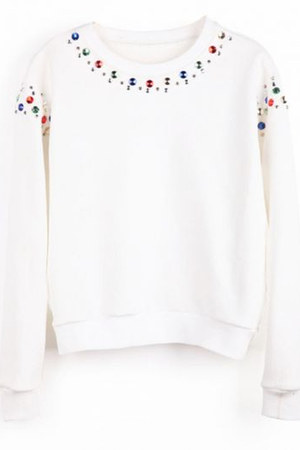 ships in 24hrs Sheinside sweatshirt