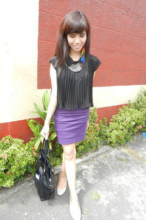 Mental top - prp skirt