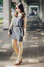 Thisistransition-dress-aldo-heels-aigner-belt