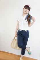 Uniqlo pants - GU shirt