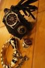 My-handmade-watch-anap-leggings-zara-top