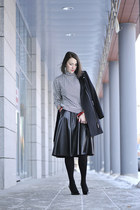 leather PresKA skirt