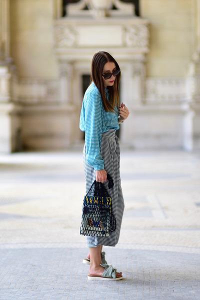 culottes Zara pants