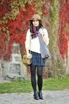tartan F&F skirt