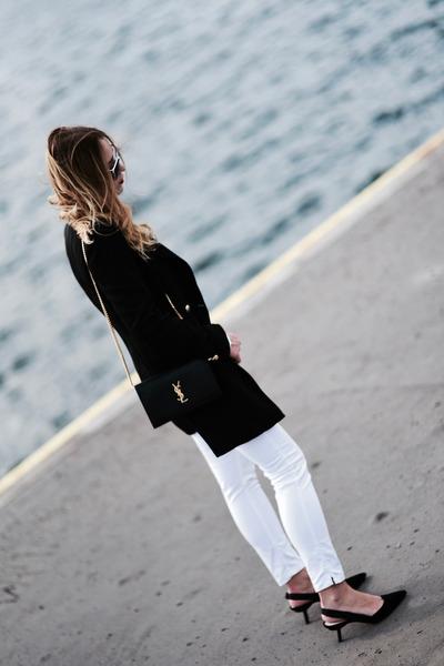 white pants c&a pants