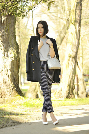 striped KappAhl pants