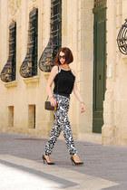 prints new look pants