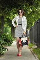 new look dress - H&M jacket