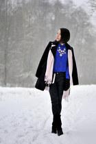 black skinny jeans Zara pants