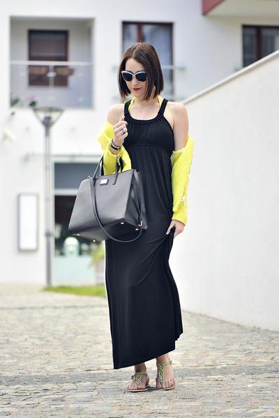 neon Zara jacket