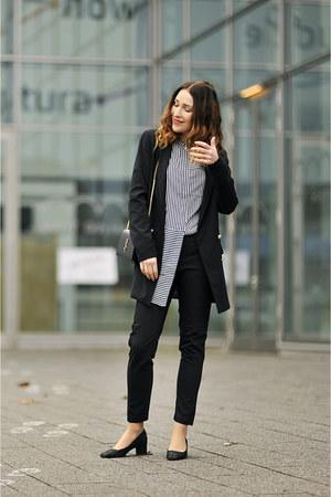 block heel Zara shoes