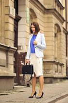 asymmetrical Mohito skirt