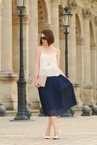 pleated skirt Orsay skirt