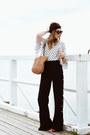 Wide-leg-zara-pants-polka-dot-orsay-blouse