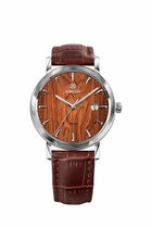 leather jowissa watch
