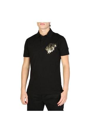 black cotton versace t-shirt