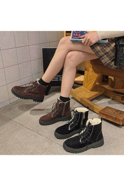 short Yesstyle boots