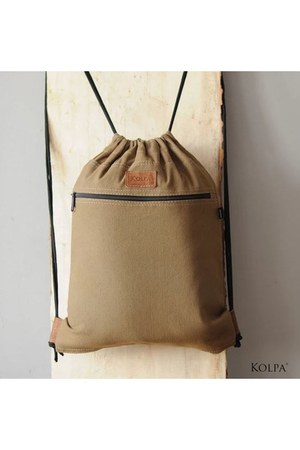 camel handmade kolpaworld bag