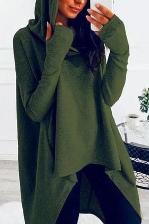 long wowtreks hoodie