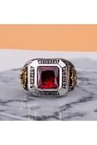 silver ringofgod ring