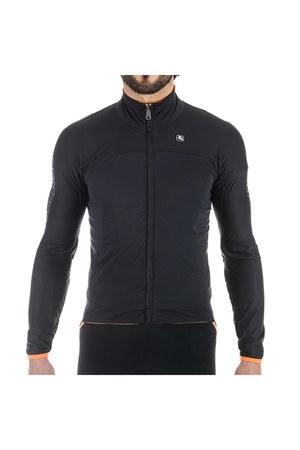 black giordanacycling jacket