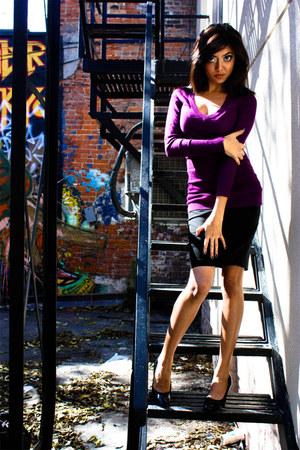 Smartset sweater - Limite skirt