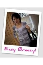 brandless shiny cardi - timex - Bayo - FYH - forever 21