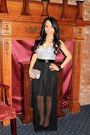 Jc-penney-dress-sheer-thrifted-skirt