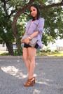 Light-purple-via-tj-maxx-top-tawny-steve-madden-heels