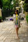 Beige-gucci-coat-tibi-dress-beige-sebastian-shoes-purple-bottega-veneta-pu