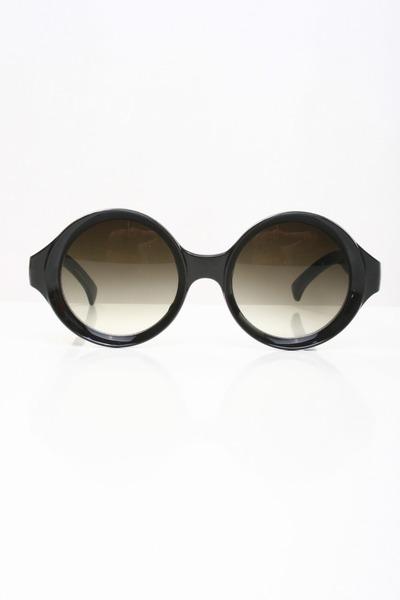 black circle sunglasses