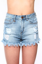 Bonfire Highwaist Cutoffs