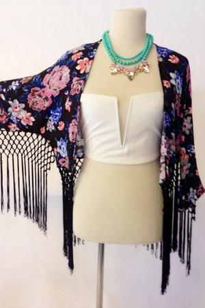 kimono shop compulsive cardigan