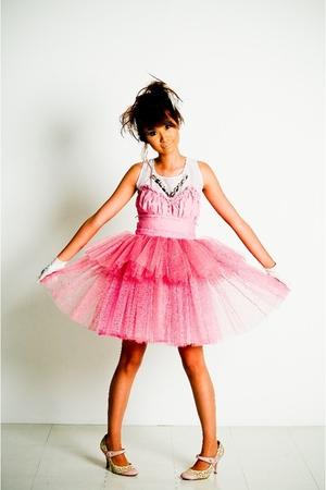 Glitterati top - Gliterati skirt