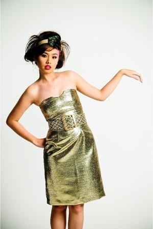 Glitterati dress