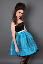 top - Glitterati skirt