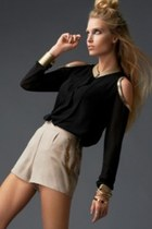 ROYAL MNT blouse