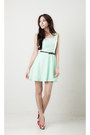 Square-neckline-vanilla-mood-dress