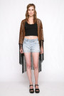 Light-blue-vintage-shorts-burnt-orange-evil-twin-cape