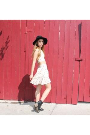 Shred Threads top - Shred Threads skirt