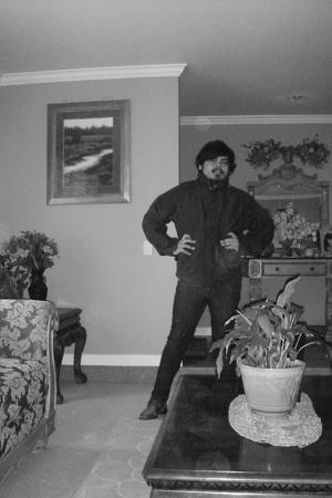 jacket - jeans - boots