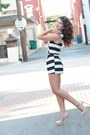 Black-striped-lulus-romper