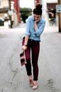 Oxford-target-shoes-brianne-faye-bag-target-pants-gap-top