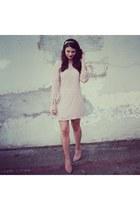 lace dress Target dress - Forever 21 heels