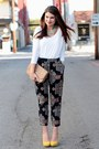 Tribal-riffraff-pants-savoir-faire-necklace-forever-21-top