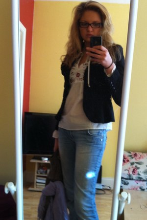 calvin klein jeans - next jacket