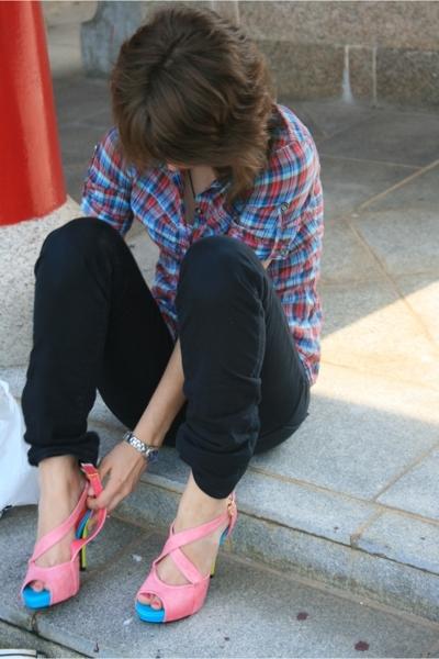 shirt - Gap pants -  shoes