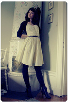 H&M jacket - H&M dress - Topshop shoes