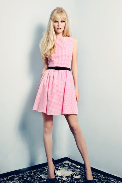 light pink Dolls dress