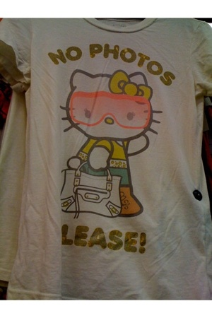 hello kitty is a socialite circa 2000
